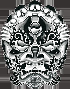 l'Encre Peau Logo